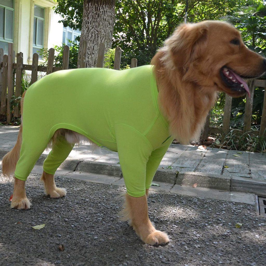 LovinPet Big Dog Pajamas review