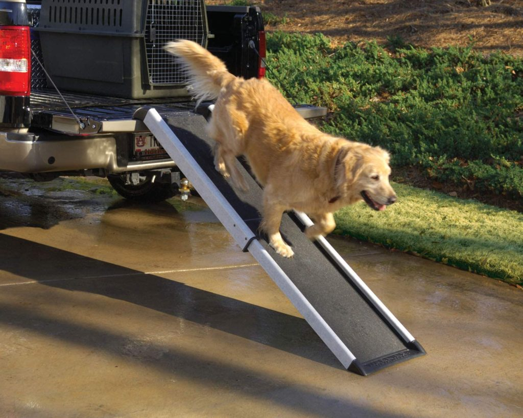 "PETMAKER 18"" Foldable Pet Ramp review"