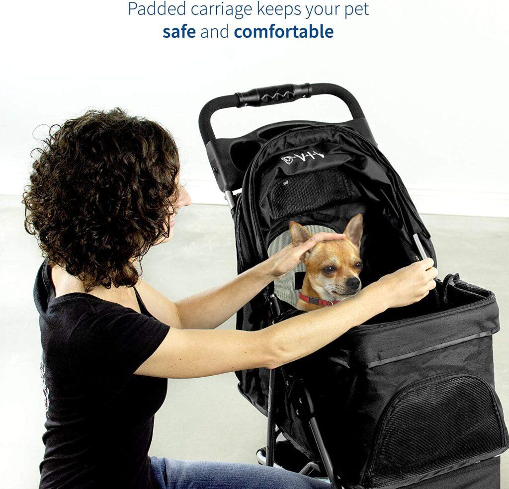Booyah Medium Dog Stroller review