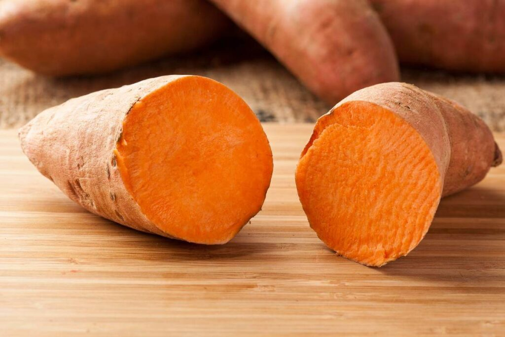 Benefits of Sweet Potatoes in Your Dog's Diet