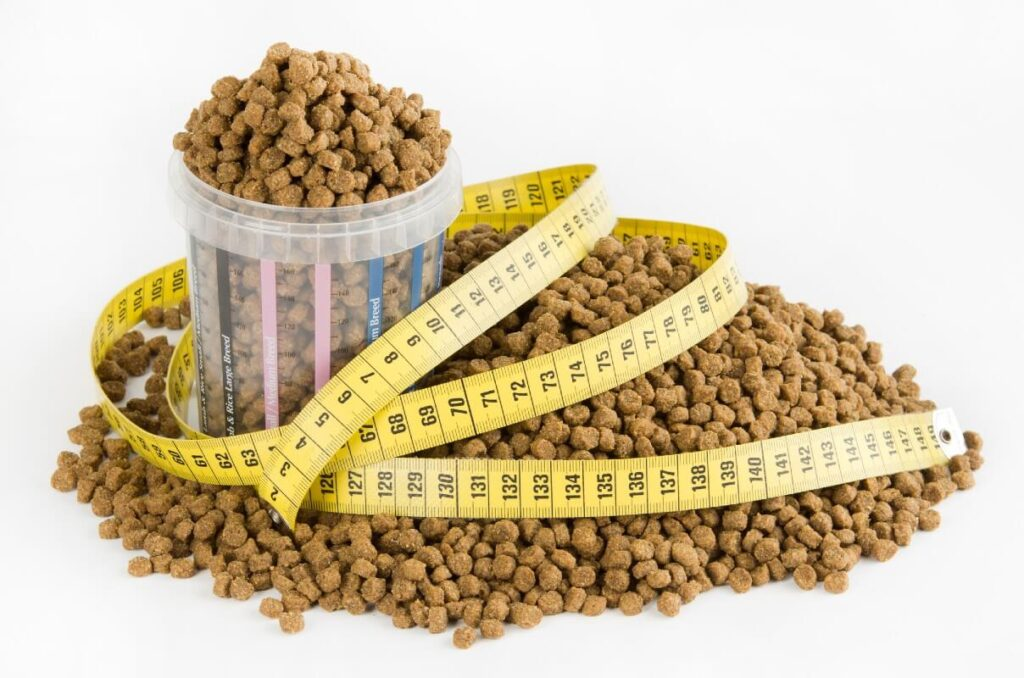How Many Cups Are in a Pound of Dog Food